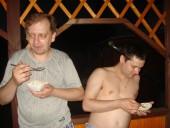 Андрей (Доцент), Сергей (Беспалый) - Это вам не доширак под кроватью жрать, все сурьезно